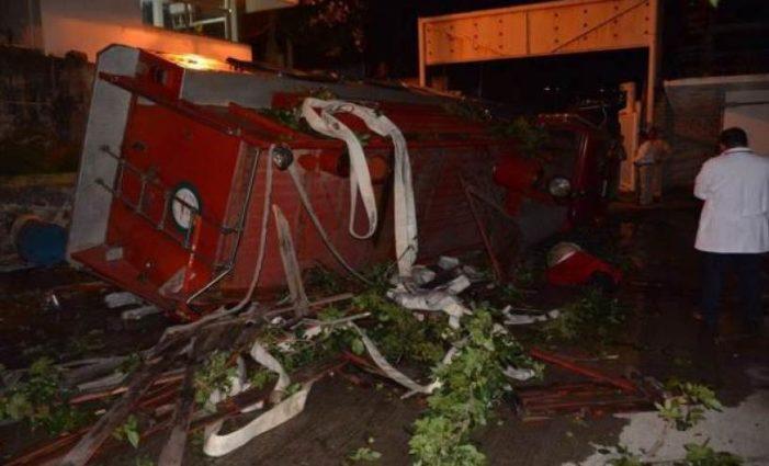 Accidente en refinería de Oaxaca deja un muerto y cuatro lesionados