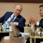 Peña Nieto dialoga con Putin; Trump lo humilla y le reafirma en el G20 que México pagará el muro