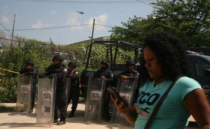 Lista completa de los muertos en el penal de Las Cruces en Acapulco
