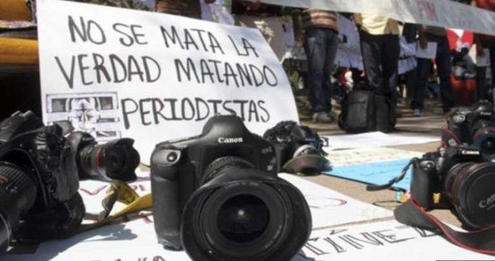 Periodistas de Guerrero crean frente contra la embestida del Estado mexicano