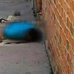 Policía dispara contra joven por amenazarlo con resortera (VIDEO)