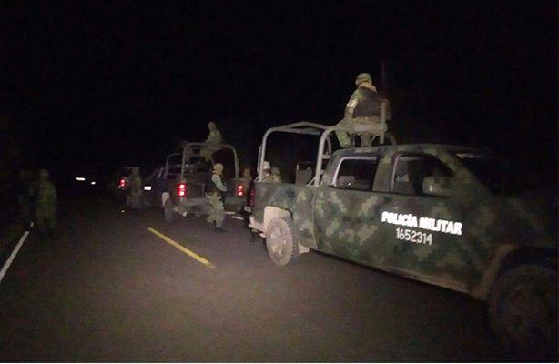 Fin de semana violento: suman 43 muertos en cinco entidades
