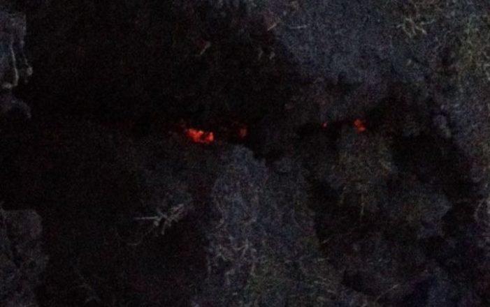 Alertan posible nacimiento de volcán en Michoacán (VIDEO)