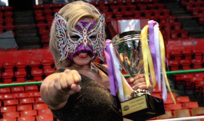 Quiere Princesa Sugehit disputar pelea estelar de aniversario