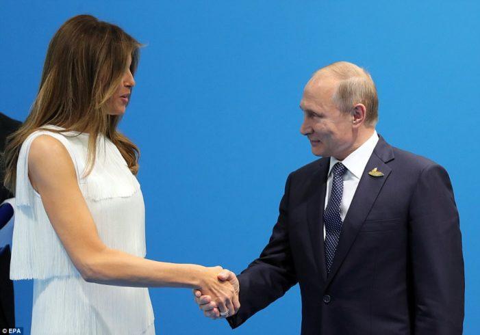 Vladímir Putin dice a líderes del mundo que no interfirió en elecciones de EU