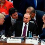 Vladímir Putin afirmó que convenció a Trump de no haber intervenido en elección de EU