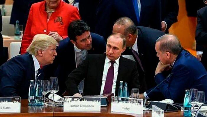 Líderes del G20 llegan a acuerdo sobre TLC y contra el proteccionismo