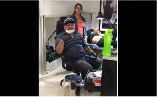 Responde tatuador acusado de acosar a mujer española