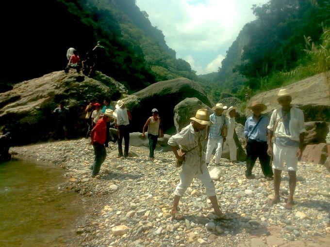 GESA reactiva proyecto hidroeléctrico en ríos de la Sierra Norte de Puebla