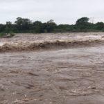 Río Actopan se desborda, evacuaron a 30 familias (Imágenes)