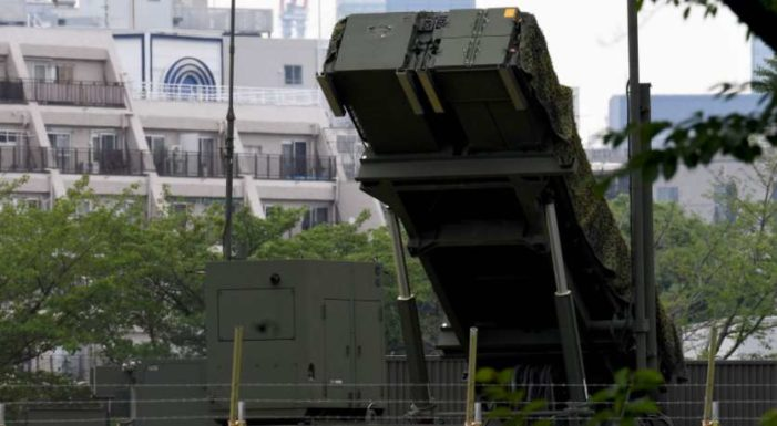 Japón despliega sistema de defensa ante lanzamientos de Corea del Norte