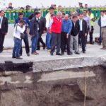 SCT debe 80 mdp por tierras que usó para construir Paso Exprés