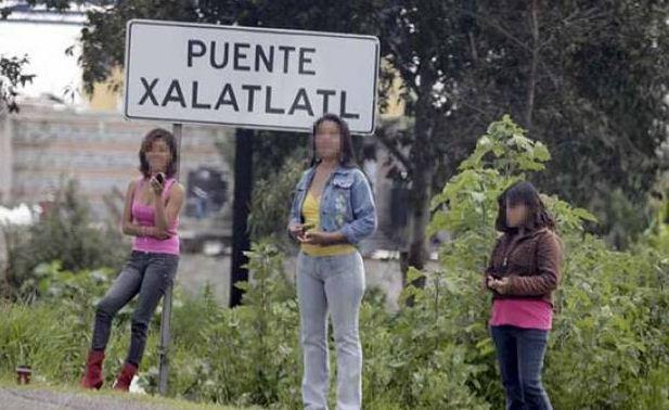 En Tlaxcala se ha naturalizado el comercio sexual: Segob