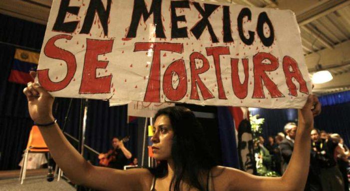Policías y militares que torturan mujeres gozan total impunidad en México: AI