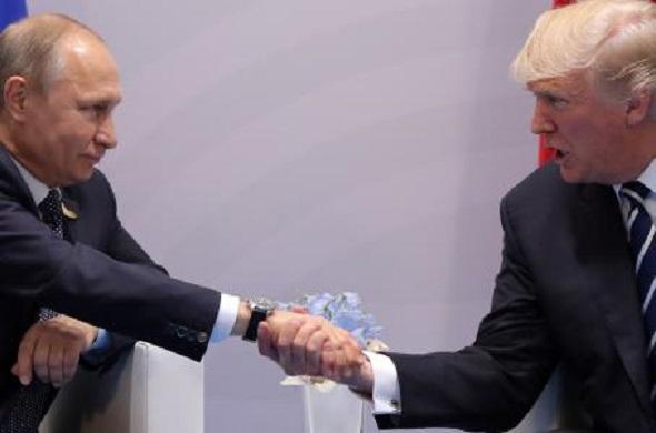 Trump y Putin tuvieron segundo encuentro 'secreto' en cumbre G-20