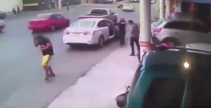 Exhiben video de ejecución de ex comandante en Coahuila