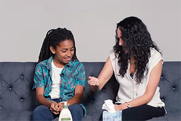 Video en el que padres explican a sus hijos la masturbación causa polémica