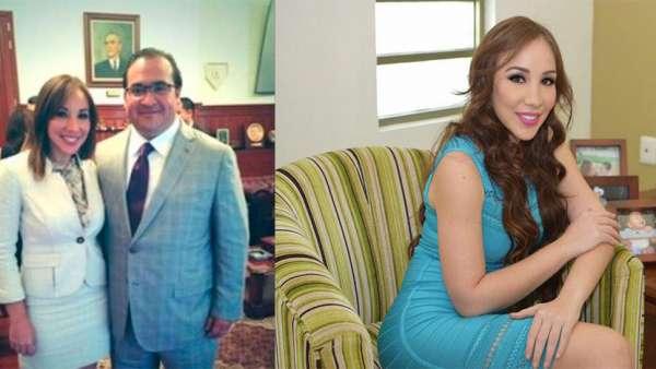 Detienen a la 'novia' de Javier Duarte
