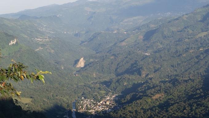 En Xochitlán rechazan hidroeléctrica y consulta de Semarnat