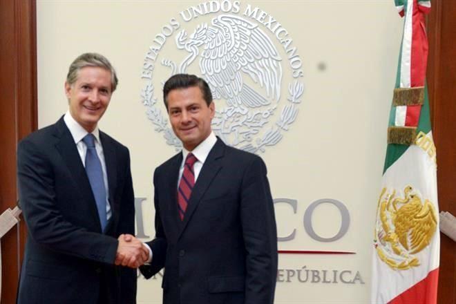 Peña Nieto se reúne con Del Mazo en Los Pinos; lo felicita y respalda