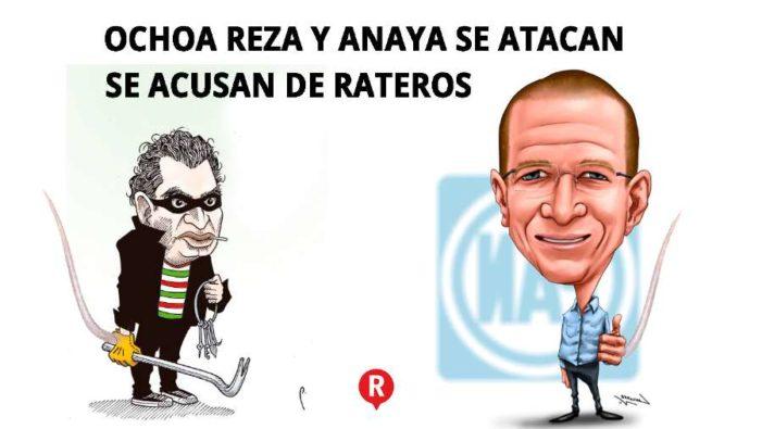 'No todo priista es como Duarte', dice Ochoa Reza que tiene flotilla de taxis