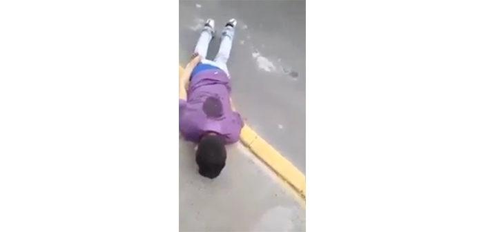 Policías matan a joven de 14 años por robar camioneta en Edomex (Videos)