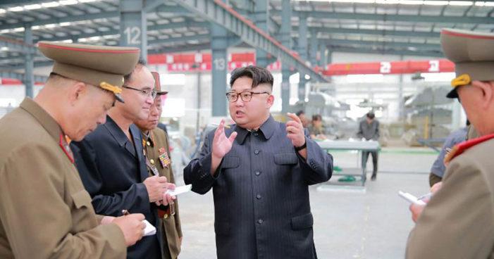 Amenaza Corea del Norte con 'reducir a cenizas' a EU y 'hundir' a Japón
