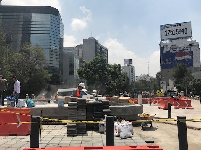 Mancera incumplió en la obra Deprimido Insurgentes–Mixcoac: vecinos