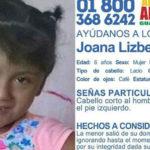 Capturan a presunto asesino de la niña de Celaya, Joana Lizbeth