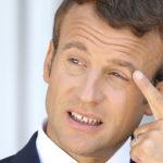 Macron, presidente de Francia, gastó 26 mil euros en maquillaje en 3 meses