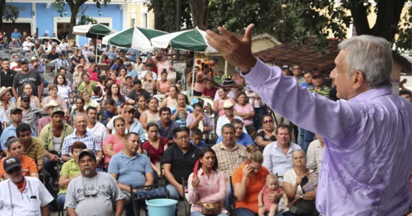 Propone Obrador bajar IVA a 8% en zona fronteriza