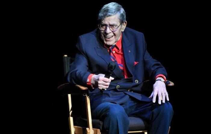 Muere el comediante Jerry Lewis a los 91 años