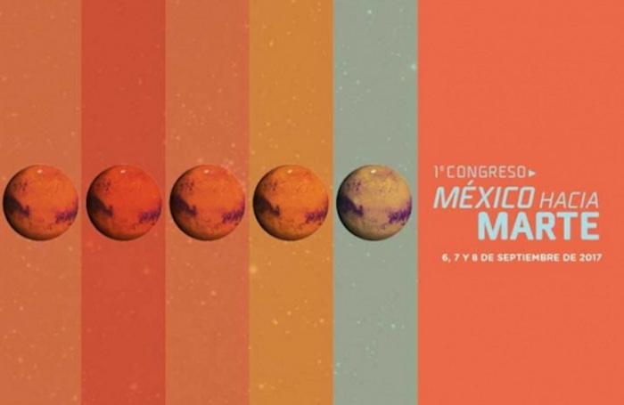 Llega congreso 'México hacia Marte'