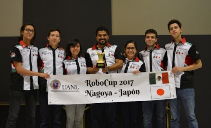 México gana el bicampeonato en torneo de robótica en Japón