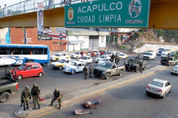 Acapulco pasó de ser la capital de la diversión a la del homicidio: The Washington Post