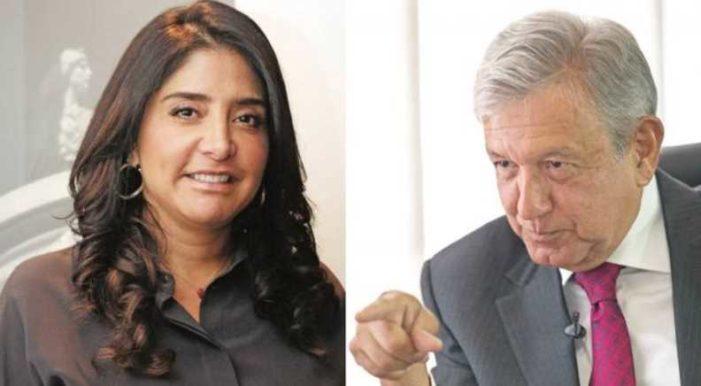 Alejandra Barrales ve a AMLO como un 'posible aliado'