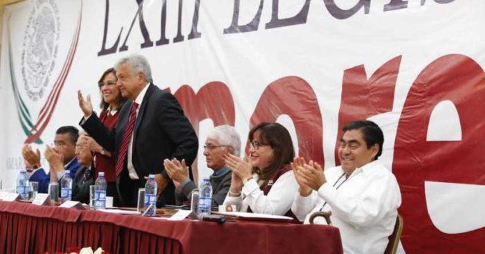 'No voy a estar de candidato eternamente, la tercera es la vencida': AMLO