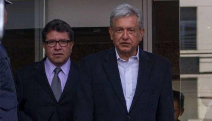 Polevnsky perfila a Monreal como secretario de Gobernación en gabinete de AMLO