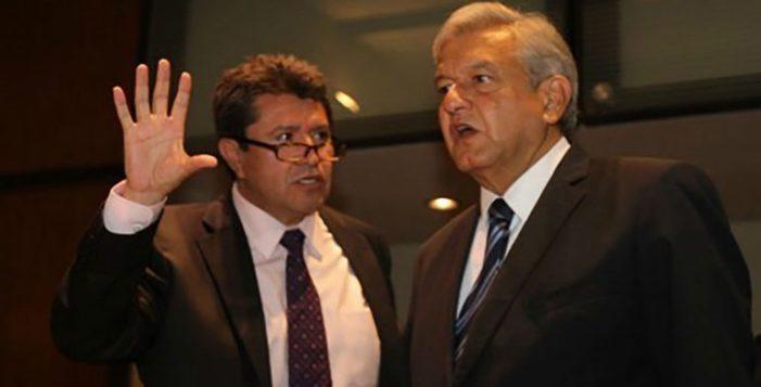 Ricardo Monreal anuncia que dejará la Delegación Cuauhtémoc en diciembre
