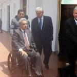 AMLO se reúne con Lenín Moreno, presidente de Ecuador