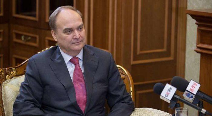 Vladimir Putin nombró a Anatoli Antonov como nuevo embajador en Estados Unidos