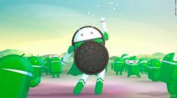 Google presenta a Android Oreo