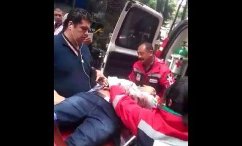 Balacera en Polanco por intento de asalto