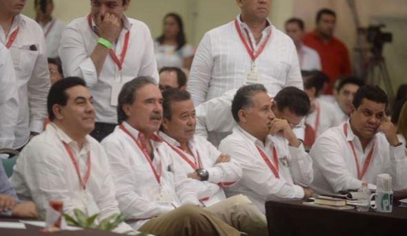PRI abre la puerta a 'candidaturas ciudadanas' y evitará 'chapulines'