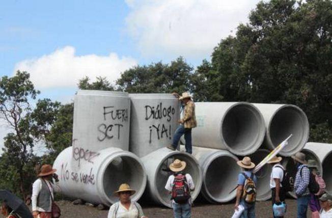 Activistas ven irregularidades similares a Paso Exprés en autopista La Pera-Cuautla