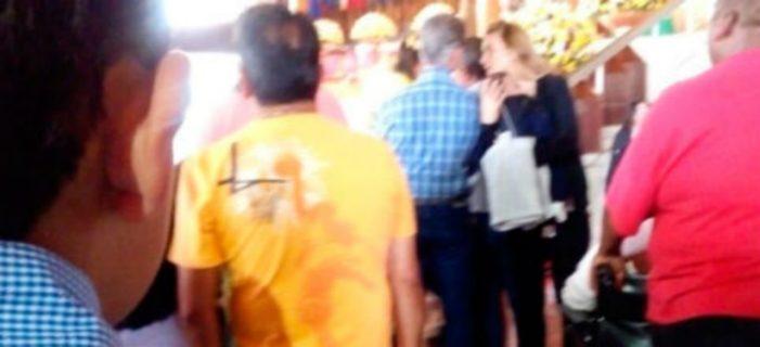 Alfredo del Mazo asiste a la Basílica de Guadalupe