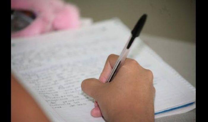 Funcionario boliviano deberá llenar cinco cuadernos con palabra que escribió mal