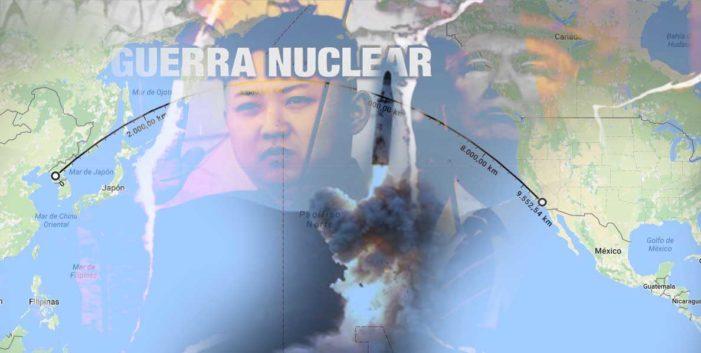 Se produce sismo en área donde Corea del Norte realiza pruebas nucleares