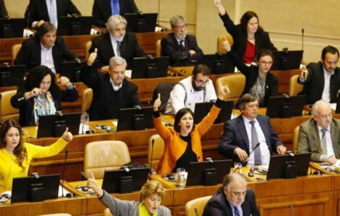 Congreso de Chile aprueba despenalización del aborto
