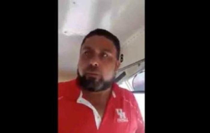Por un peso, rutero reta a golpes a pasajera (VIDEO)